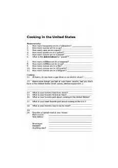 cooking measurement worksheets free 1982 16 best images of cooking worksheets for cooking class printable school worksheets for