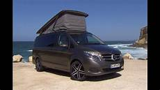 Mercedes V Klasse Marco Polo Urlaub Im Vorfahrt