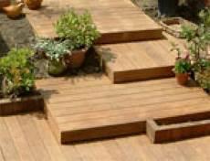 structure terrasse bois terrasse bois une construction tout terrain solutions