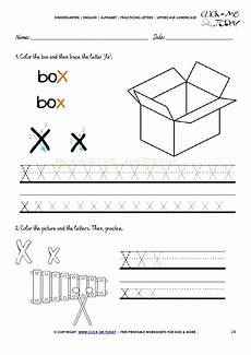 letter x traceable worksheets 24337 alphabet tracing worksheets how to write letter x