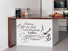 wandtattoo kaffee dekoratives kaffee wandtattoo von wandtattoo net