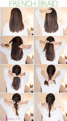 french braid tips tricks for medium and short hair