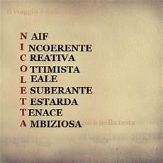 significato delle lettere significato delle lettere tuo nome nicoletta