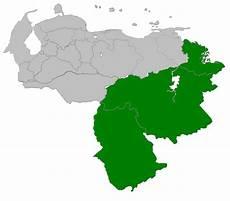simbolos naturales de la region guayana provincia de guayana