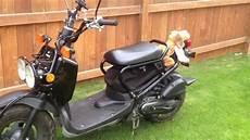 honda ruckus scooter seat storage youtube
