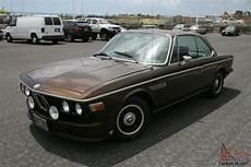 1973 Bmw 3 0 Cs E9 Sunroof Coupe