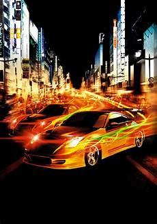 the fast and the furious the fast and the furious tokyo drift fanart