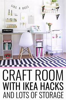 the most creative craft room ikea hacks ever the