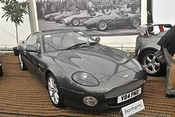 2000 Aston Martin DB7 Vantage Coupe Gallery  SuperCarsnet