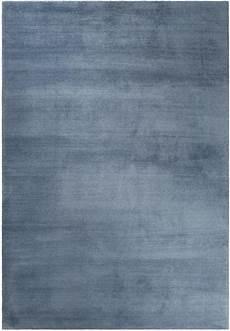 teppich blau grau hochflor shaggy teppich esprit loft esp 4223 14 grau blau
