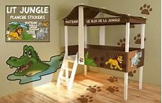 chambre garcon jungle deco chambre bebe jungle savane