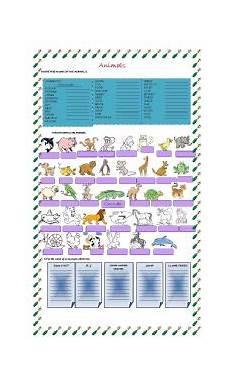 animals abilities worksheets 13782 worksheet animals abilities