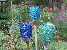 garden treasure jars craft diy cozy home