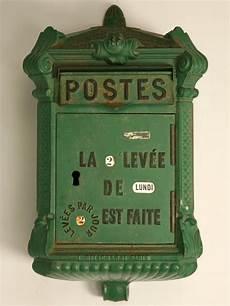 Boite Aux Lettres Vintage Bo 238 Tes 224 Lettres