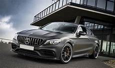 Mercedes Amg C63 2018 Revealed Uk Price And Specs For