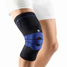 knee sleeve bauerfeind genutrain knee support brace