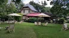 gazpacho with a foam picture of la terrasse du jardin