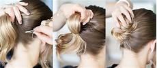 10 Chignons Ultra Rapides Pour Cheveux Courts Coiffure