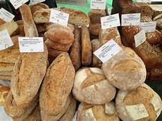 seeded granary loaf and the real bread festival
