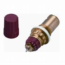 Insert Thermostatique Danfoss Type H Ref 013g7390 Pour