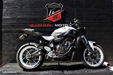 moto bridable a2 yamaha mt07 abs occasion bridable permis a2 guichard moto