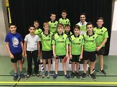 Chionnat Jeunes J1 Tennis De Table Cusset