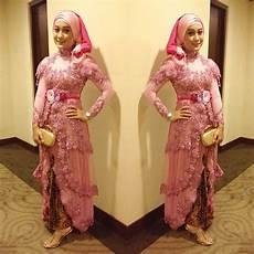 kebaya modern kebaya pinterest ps layered and pink