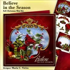 kti8x8 believe in the season 8x8 kit cup644309 1784 craftsuprint