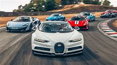 performance car of the year 2018 trailer top gear