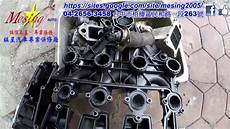 Intake Manifold Cleaning And Egr Removing Carbon Ford
