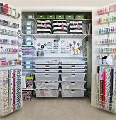 61 the ultimate craft closet organization craft room