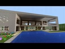 maison de luxe minecraft pe serveur de l architecte