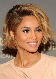 ciara short hairstyle mohawk bob pretty designs