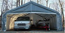 Rhino Shelter Instant 2 Car Garage 22 X 24 X 12