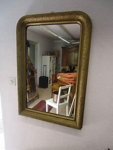 spiegel mit goldrahmen antiker spiegel mit goldrahmen 70 x 90 kaufen auf ricardo