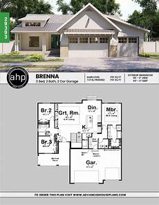 single story modern house plans brenna 1 story modern farmhouse house plan modern