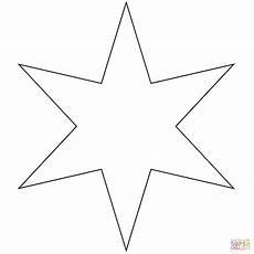 Malvorlagen Sterne Kostenlos Ausdrucken Ausmalbild Sechszackiger Ausmalbilder Kostenlos