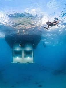 11 coolest underwater hotels in the world photos cond 233 nast traveler