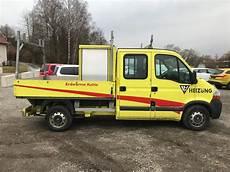 Renault Master Doppelkabiner L3h2 Pritsche Gmbh