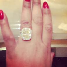 ring wars tamar braxton shows off her ginormous christmas