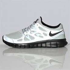 nike free run 2 metallic silver the sole supplier