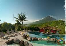 mountain paradise hotel near arenal volcano in costa rica