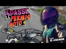Le Retour Je Passe Mon Permis Moto 1 Cadeaux Et
