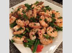 Lemon Garlic Shrimp Recipe   TingFit