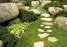 Trittsteinwege Im Garten Anlegen Und Alternativen
