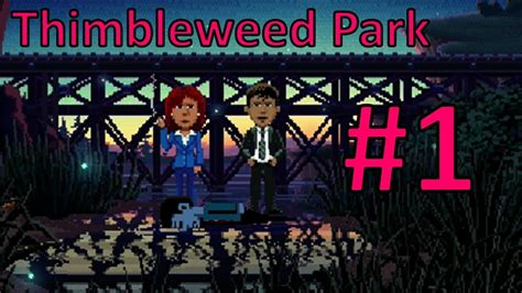 Thimbleweed Park Wireframe World PART 33 FINAL