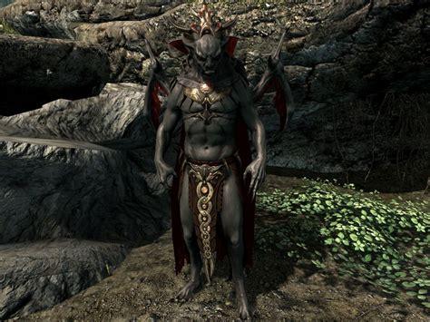 Skyrim Vampire Lord Replacer Mod