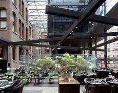 a modern hotel hides inside a former historic music conservatory in amsterdam design milk