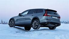 2019 Volvo V60 Cross Country Review Top Gear