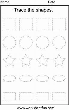 great website for tracing handwriting practice shape tracing worksheets preschool worksheets
